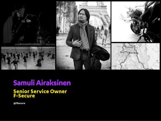 Aino heiska & Samuli Airaksinen cmadfi 2015 Slide 3