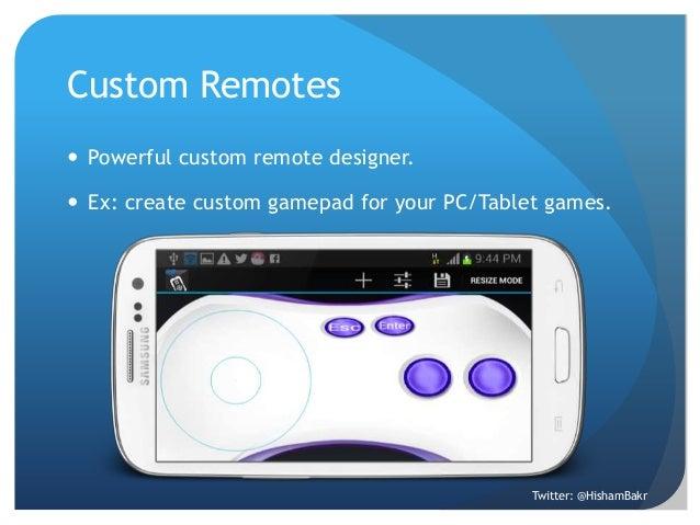 aio remote app for pc