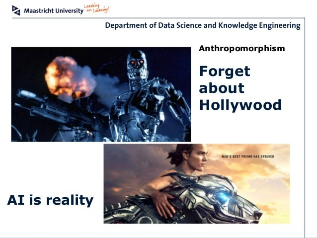 How can Artificial Intelligence help me on the Battlefield? Slide 3