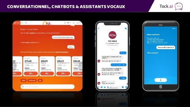 CONVERSATIONNEL, CHATBOTS & ASSISTANTS VOCAUX Tock.ai