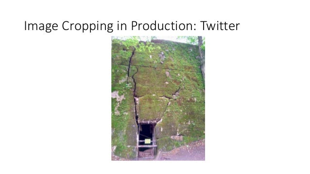 Image Cropping in Production: Twitter