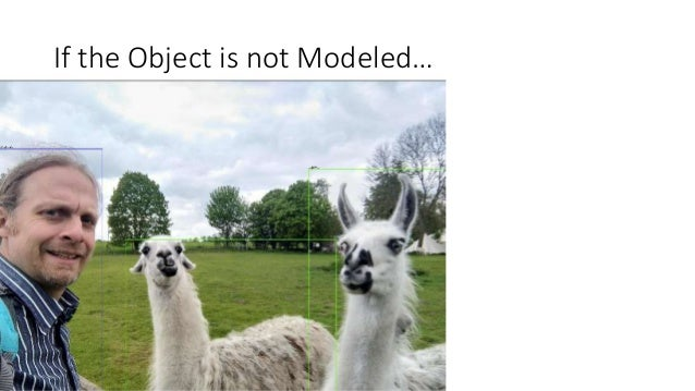 If the Object is not Modeled…