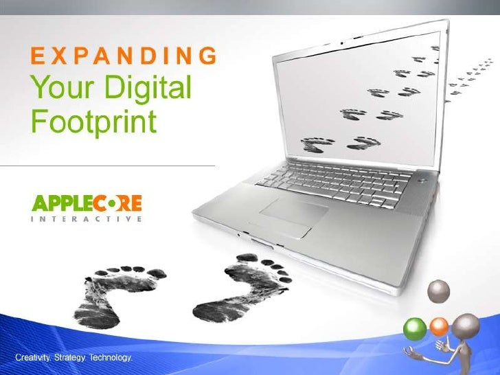 Key Point 1                Your online footprint is made up of               much more than your website and you          ...