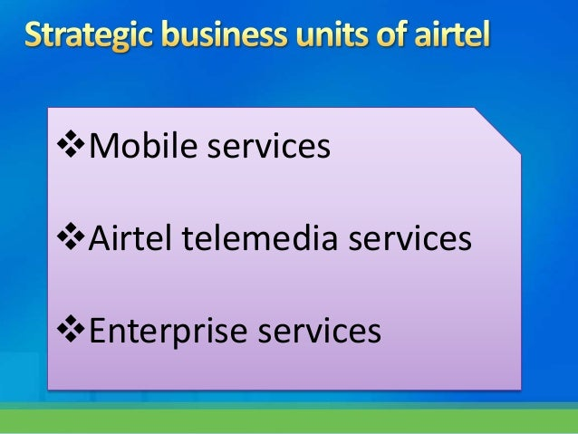 pricing strategies of airtel (track live stock prices here: bharti airtel) when the going gets tough bharti  airtel chairman sunil mittal today spelled his 'strategy' to keep.