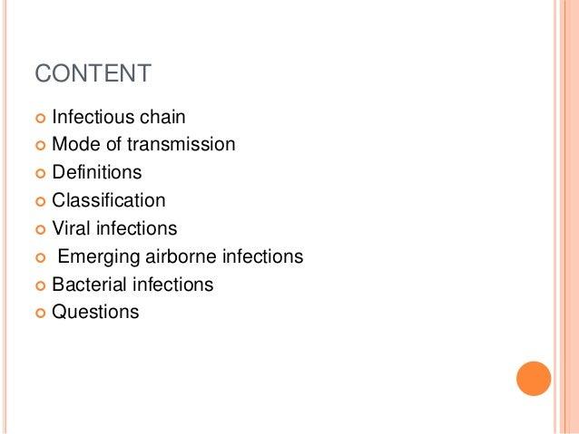 Air borne diseases Slide 2