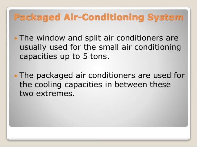 Air conditioning-system ppt