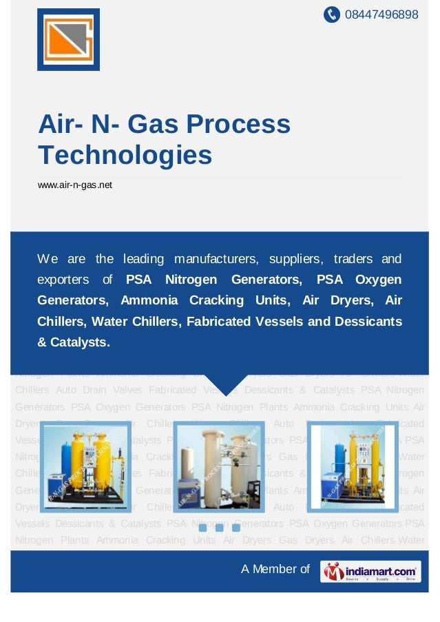 We are one of the leading manufacturers, suppliers, traders and exporters of avaried range of Gas Separation Systems, Air ...
