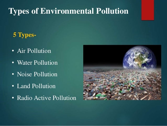 land pollution and its effects Land pollution is the contamination of the earth's land surface through misuse of the soil by poor agricultural practices, mineral exploitation, industrial waste dumping, and indiscriminate disposal of urban wastes.