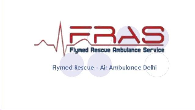 Flymed Rescue - Air Ambulance Delhi