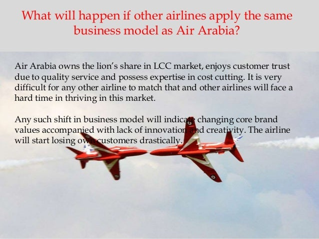 Air arabia 19 what will happen if other airlines sciox Choice Image