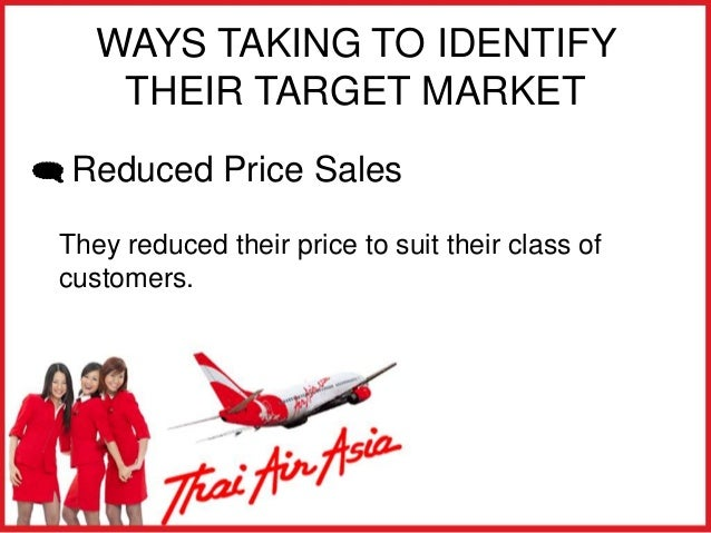 air asia marketing positioning Some recently asked airasia interview questions were, what is your plan for future and data structure question 49% of the interview applicants applied online glassdoor.