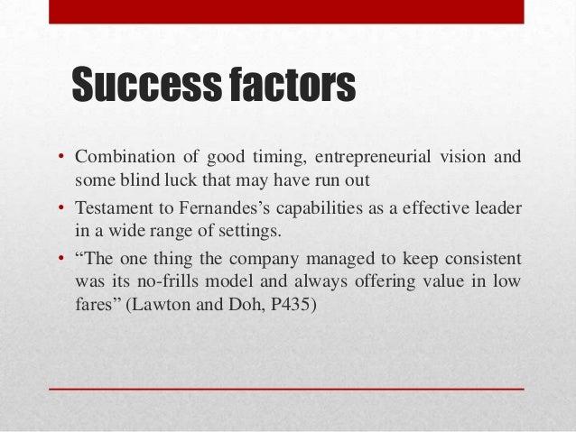 american airlines key success factors