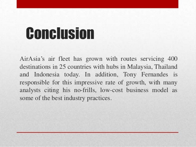 How would you describe tony fernandes s entraprenurial strategy