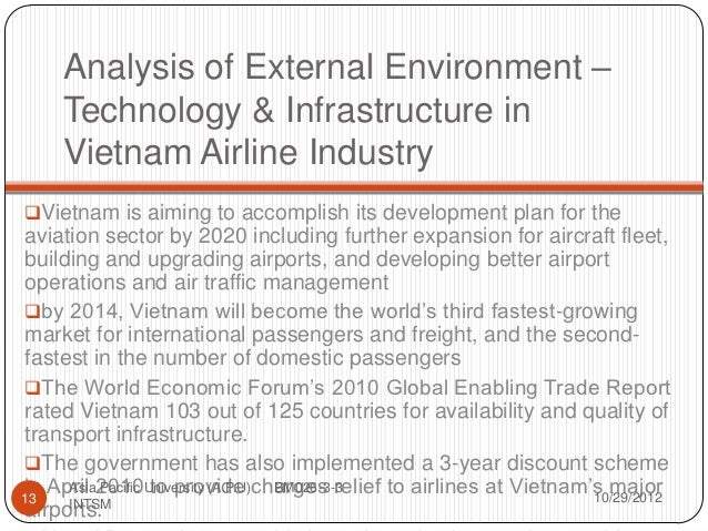 external analysis of airasia Swot analysis of airasia berhad analysts strengths low cost operations eurasia bertha is the first airline company that offered a low cost flight in asian market by operating the lo.