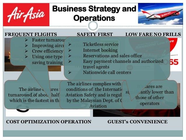 Air Asia Strategic Management Recommendations Essay
