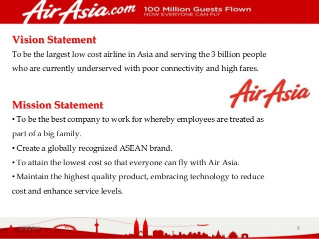 airasia strategy Marketing mix of airasia analyses the brand/company which covers 4ps (product, price, place, promotion) and explains the airasia marketing strategy the article elaborates the pricing, advertising & distribution strategies used by the company.