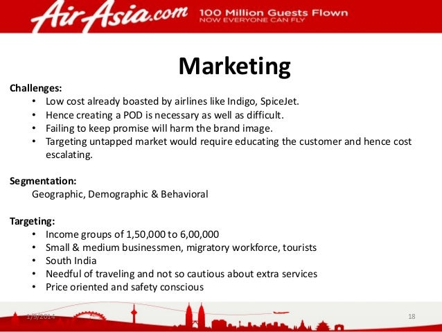 Branding and customer perception of low cost airlines marketing essay