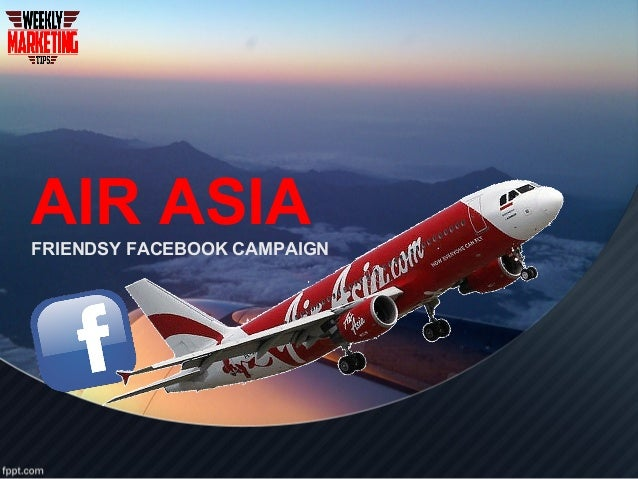 airasia marketing case Digital marketing highly scalable online advertising and marketing services in the cloud airasia case study for web amazon web services is hiring amazon.
