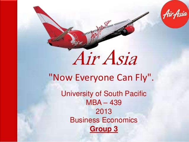 the airasia company strategic management