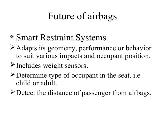 Airbags ppt