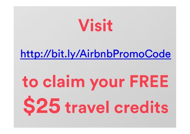 Coupon codes for airbnb