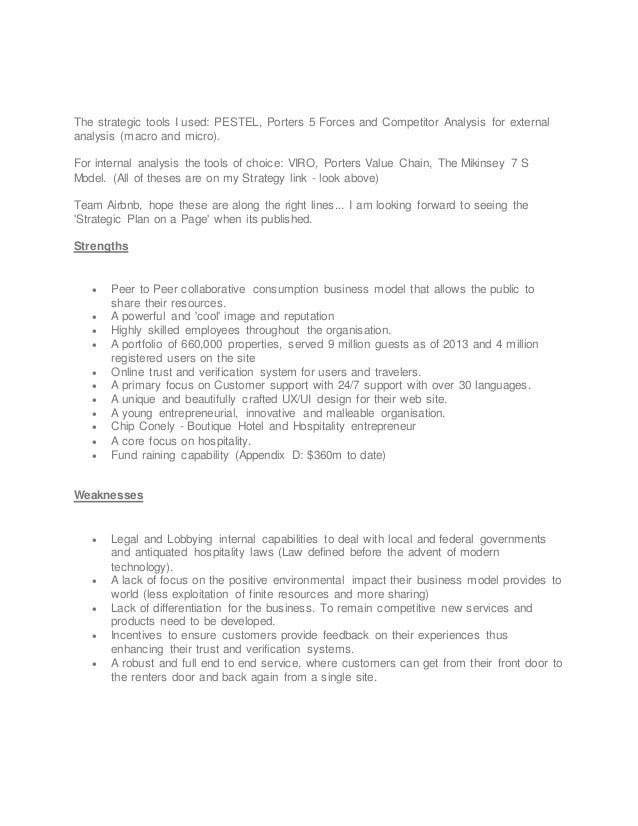 swot analysis airbnb Airbnb case study by: lacey  mobile travel services and social media will be what sets airbnb apart from the rest swot  situation analysis airbnb has.
