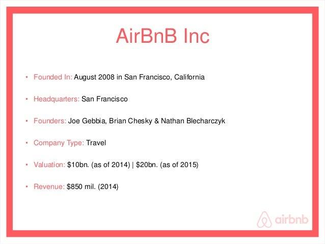 AirBnB Slide 2