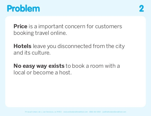 Airbnb Pitch Deck From 2008 Slide 2