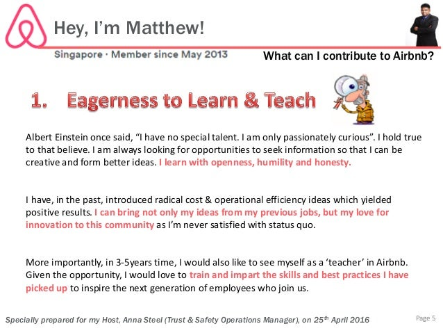 my story airbnb singapore resume