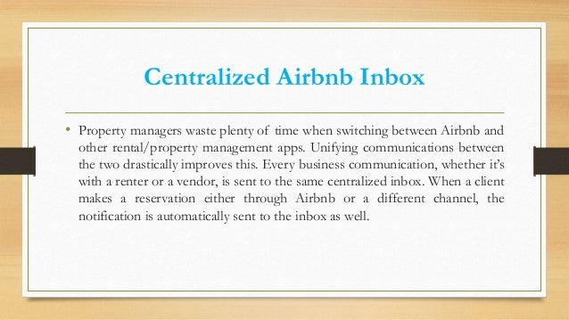 Benefit to Integrate Airbnb with Property Management Software