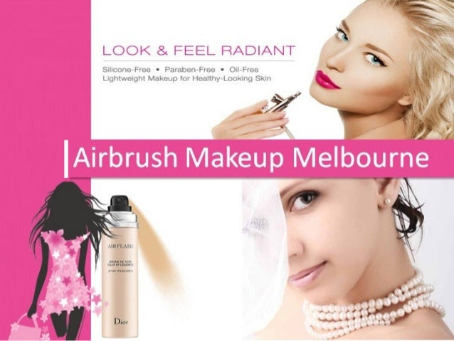 Airbrush Makeup We love to airbrush makeup! This is because it results in the most radiant flawless look, which lasts long...