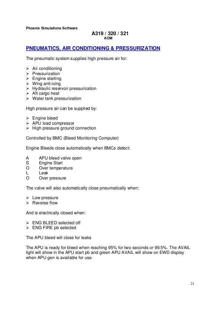 airbus a320 aircraft operation manual rh slideshare net US Airways Airbus A319 US Airways Airbus A319