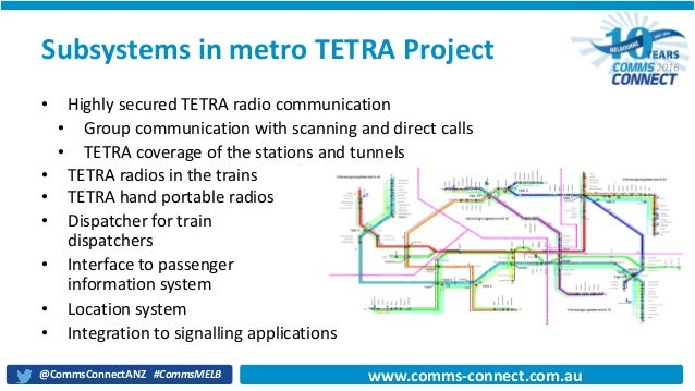 Hybrid  Tetra   Lte  Networks For Public Safety  Metro
