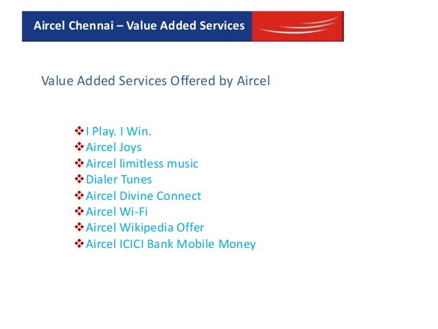 The evolution of mobile value-added services in India