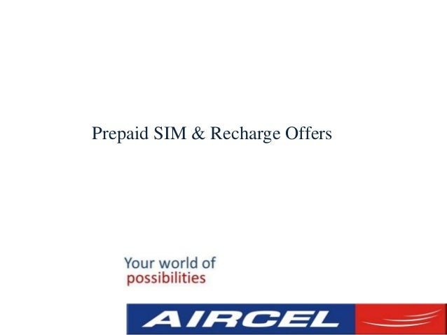 Prepaid SIM & Recharge Offers