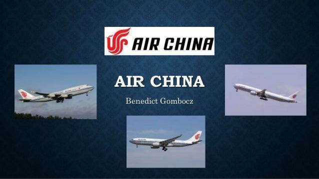 AIR CHINA Benedict Gombocz