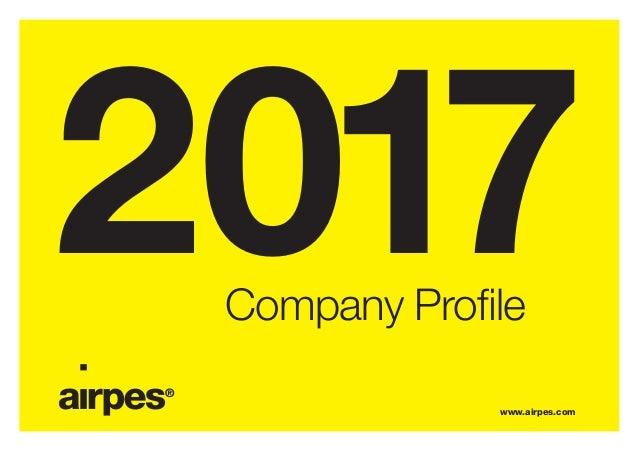 www.airpes.com Company Profile 2017