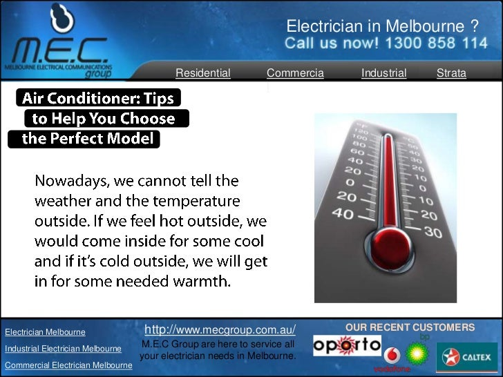Electrician in Melbourne ?                                           Residential          Commercia     Industrial   Strat...