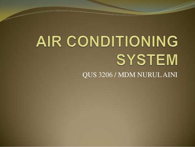QUS 3206 / MDM NURULAINI