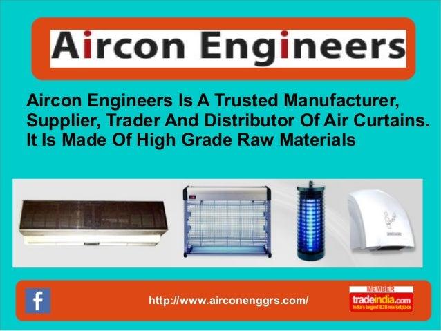 Air Curtains Supplier Manufacturer In Mumbai