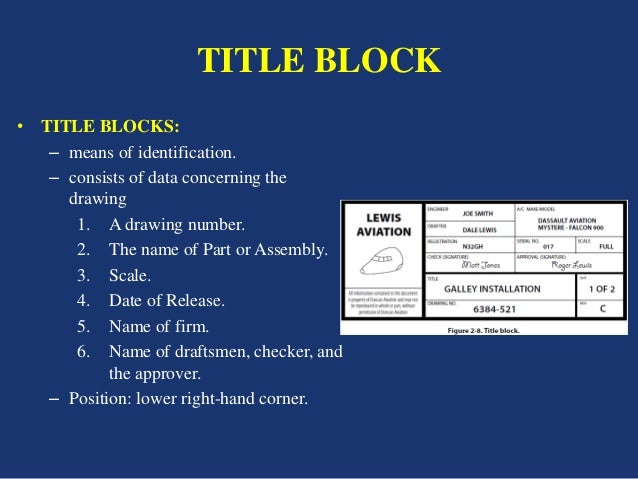 electrical drawing title block – comvt, Electrical drawing