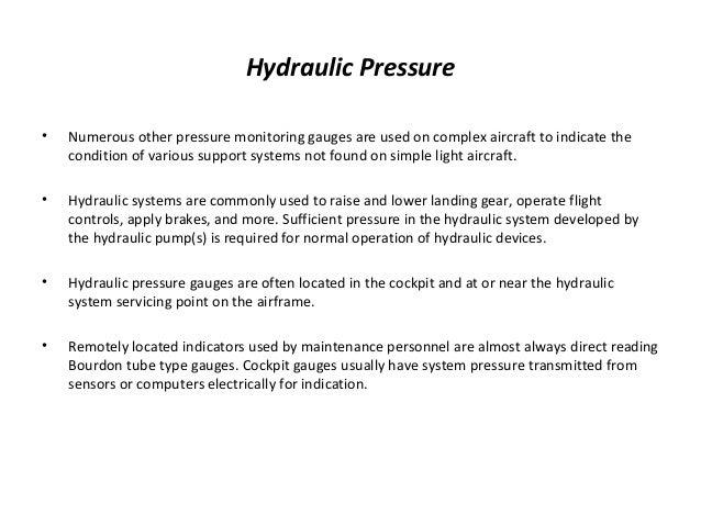 Aircraft instrumentsystems 45 vacuum pressure gyro pressure gauge altavistaventures Images