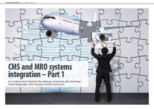AircraftIT MRO Journal Vol 3 3 Paper or Plastic?