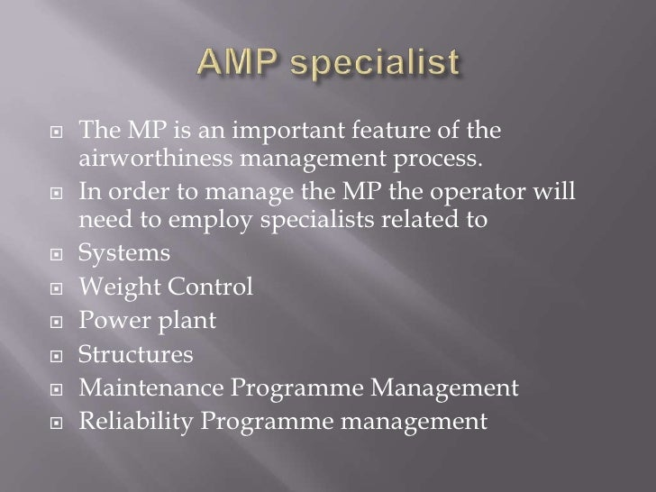 development of aircraft maintenance programme Aircraft maintenance management system that meets requirements of a maintenance facility within the aviation industry learn more about ltb/400 aircraft maintenance management system that meets requirements of a maintenance facility within the aviation industry.