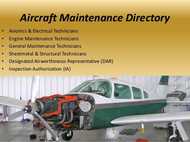Aircraft maintenance software - aircraftmaintenance info