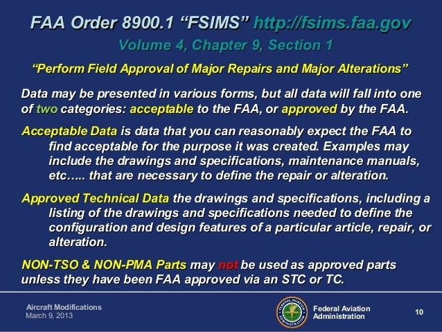 aircraft-modifications-392013-10-638 Faa Form Example Field Approval on faa h 8083 1a, faa form balance and weight, faa 337 with propeller, faa 337 pdf piper cherokee, faa accident report form,