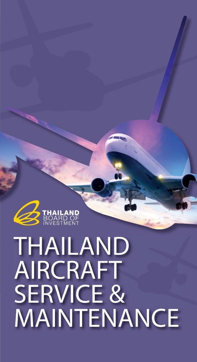 THAILAND AIRCRAFT SERVICE & MAINTENANCE