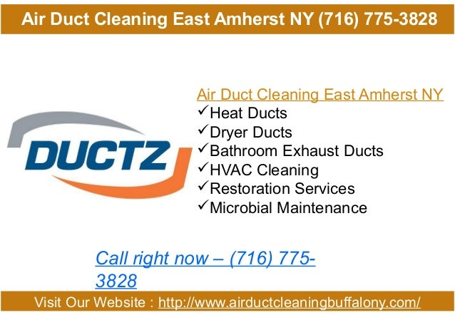 Air Duct Cleaning East Amherst Ny