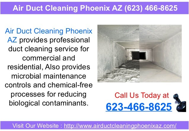 Air Duct Cleaning Phoenix AZ provides professional duct cleaning service for commercial and residential, Also provides mic...