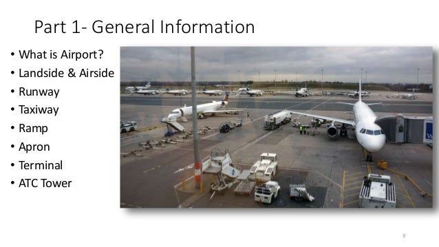 Airfield ground lighting (AGL) Slide 3